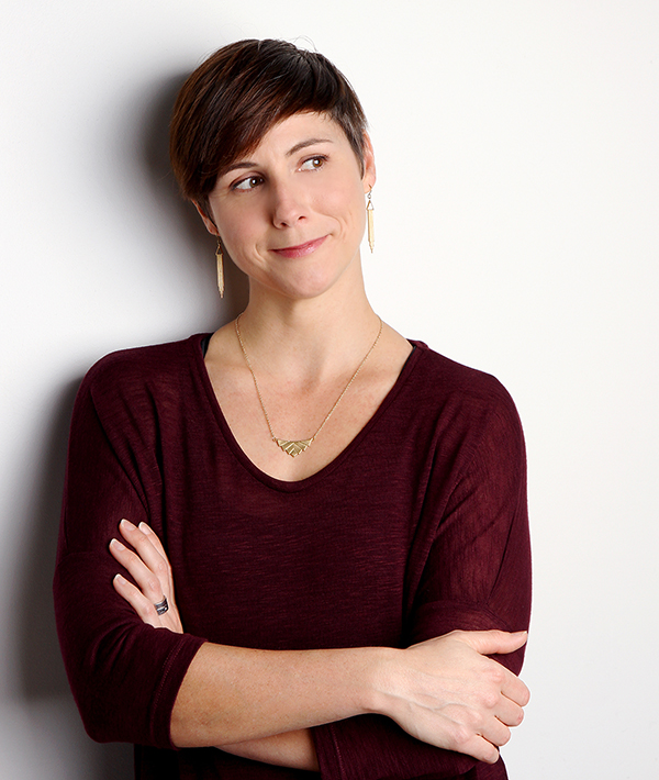 Karine St-Onge, designer and owner
