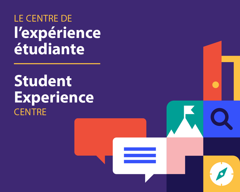 University of Ottawa / The Faculty of Social Sciences Student Experience Centre